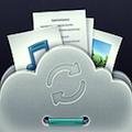 SkyDocs は  クラウドサービスを使い分ける (Dropbox, Box, GoogleDrive, OneDrive (SkyDrive), SugarSync) 。